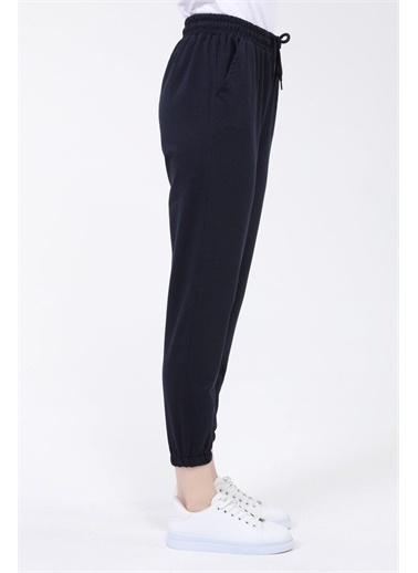 Rodi Jeans Kadın Basic Paça Lastikli Alt Eşofman TY21YB090140 Lacivert